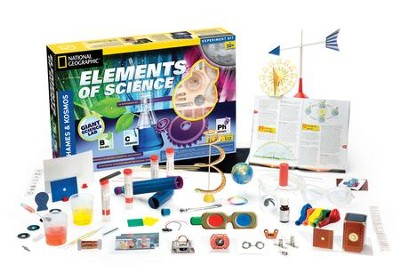 Elements of Science  -