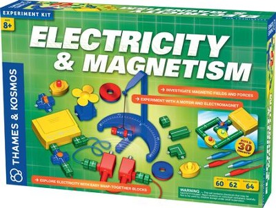 Electricity & Magnetism  -