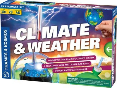 Climate & Weather  -