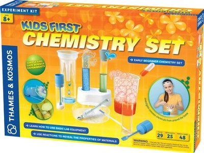 Kids First Chemistry Set  -