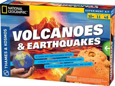 Volcanoes & Earthquakes  -
