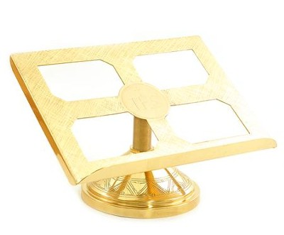 Brass Bible Stand (Missal Stand)   -