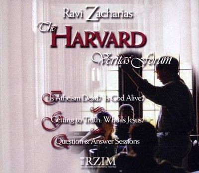The Harvard Veritas Forum - CD   -     By: Ravi Zacharias