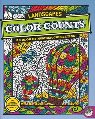Color Counts: Landscapes  -
