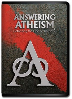 Answering Atheism, DVD   -     By: Kyle Butt