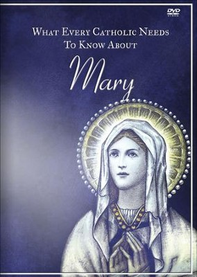What Every Catholic Needs to Know About Mary, DVD   -     By: Father Matthew Arnold