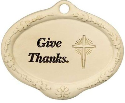 Give Thanks Plant Pick  -