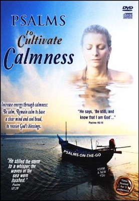 Psalms to Cultivate Calmness: DVD & CD  -     By: David & The High Spirit