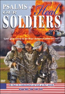 Psalms to Heal Our Soldiers: DVD & CD  -     By: David & The High Spirit