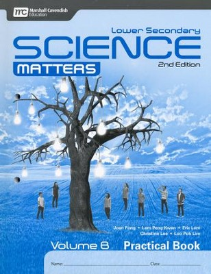 Lower Secondary Science Matters Practical B   -