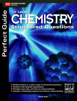Chemistry Matters Structured Questions Grades 9-10 2nd Edition  -
