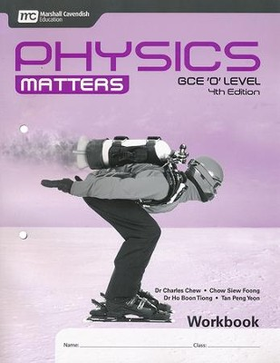 Physics Matters Workbook Grades 9-10 4th Edition   -