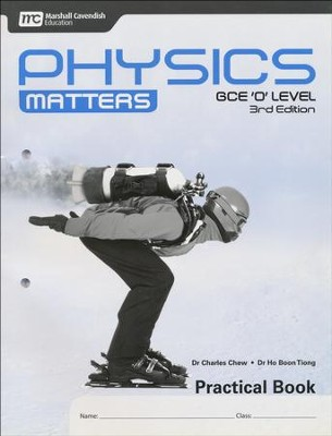 Physics Matters Practical Book Grades 9-10 4th Edition   -