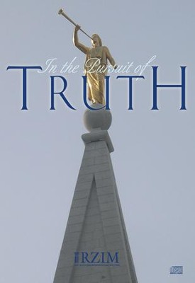 In the Pursuit of Truth - CD   -     By: Ravi Zacharias
