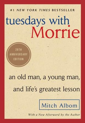 Tuesdays with Morrie - eBook  -     By: Mitch Albom