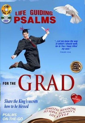 Life Guiding Psalms for the Grad (Male Edition): DVD & CD  -     By: David & The High Spirit
