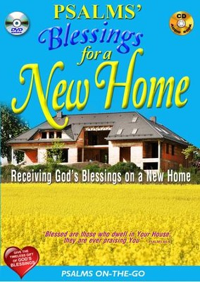Psalms' Blessings for a New Home: DVD & CD  -     By: David & The High Spirit