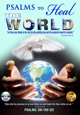 Psalms to Heal the World: DVD & CD  -     By: David & The High Spirit