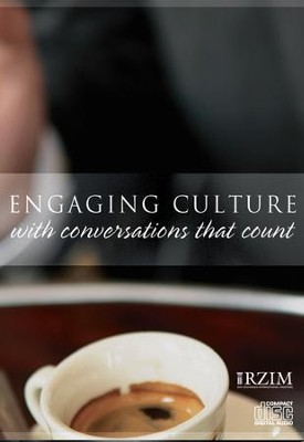 Engaging Culture with Conversations That Count - CD   -     By: Ravi Zacharias