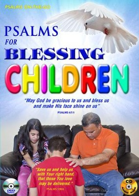 Psalms for Blessing Children: DVD & CD  -     By: David & The High Spirit
