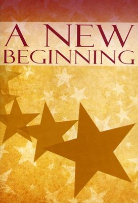 A New Beginning - Military cover   -     By: Stonecroft Ministries