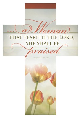 She Shall Be Praised, Bookmarks, 25  -