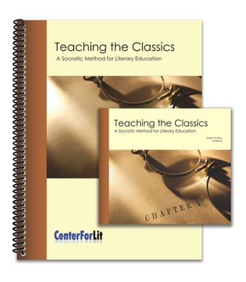 Teaching the Classics (4 DVDs & Workbook)  -     By: Adam Andrews, Missy Andrews