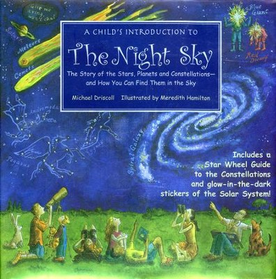 A Child's Introduction to the Night Sky   -     By: Michael Driscoll