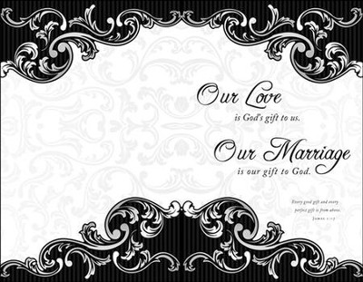 Our Love, Our Marriage (James 1:17) Bulletins, 100  -