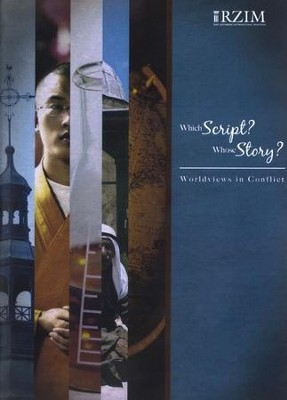 Which Script? Whose Story? Worldviews in Conflict - CD   -     By: Ravi Zacharias