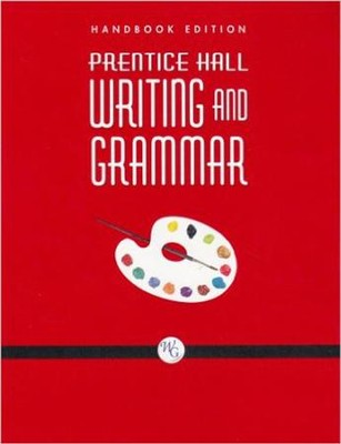 Prentice Hall: Writing and Grammar Grade 8 Student Workbook  -