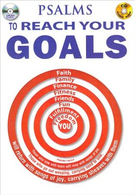 Psalms to Reach Your Goals: DVD & CD  -     By: David & The High Spirit