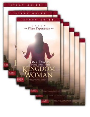 Kingdom Woman Group Study Guide - pack of 10   -