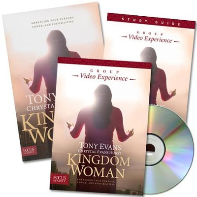 Kingdom Woman Group study Bundle   -