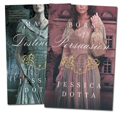 Price of Privilege Trilogy Series, Vols. 1-2   -     By: Jessica Dotta