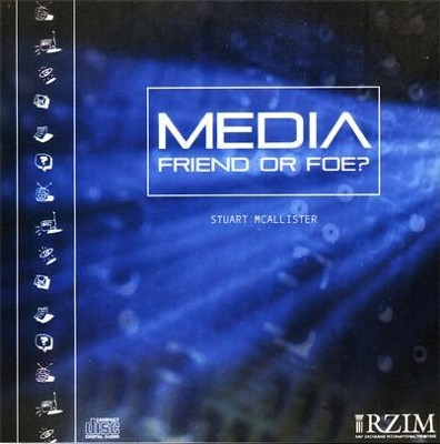 Media: Friend or Foe? - CD   -     By: Stuart McAllister