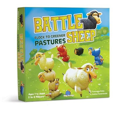 Battle Sheep  -