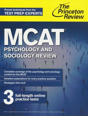 MCAT Psychology and Sociology Review  -