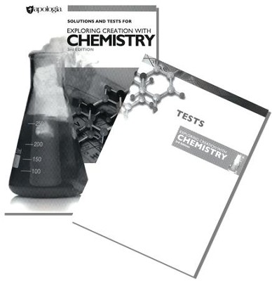 Exploring Creation with Chemistry Solutions Manual, 3rd Edition  -     By: Kristy Plourde
