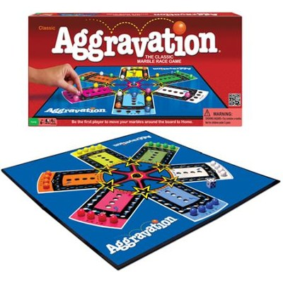 Aggravation, Board Game   -
