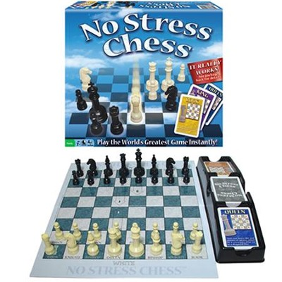No Stress Chess  -