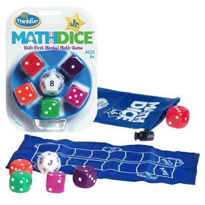 Math Dice Jr.  -