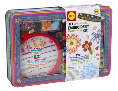 My Embroidery Kit  -