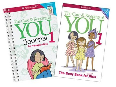 Care & Keeping of You 1, Book & Journal  -