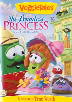 The Penniless Princess, DVD   -
