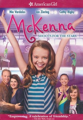 An American Girl: McKenna Shoots for the Stars, DVD   -