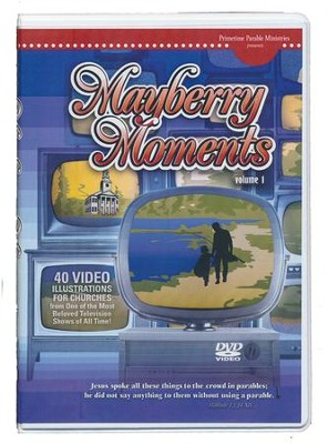 Mayberry Moments Volume1 Leader Pack DVD  -     By: Stephen Skelton