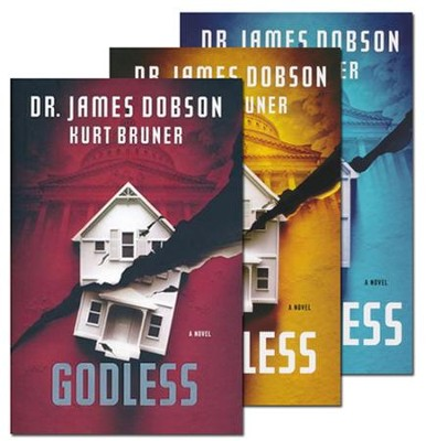 Fatherless Series, Volumes 1-3   -     By: Dr. James Dobson, Kurt Bruner
