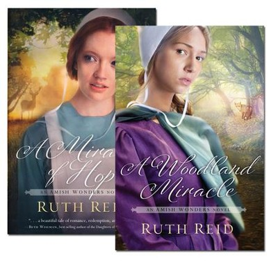 The Amish Wonders Series, Volumes 1 & 2  -     By: Ruth Reid