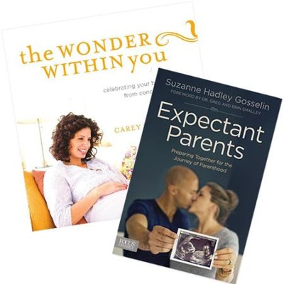 Expectant Parents/The Wonder Within You bundle   -